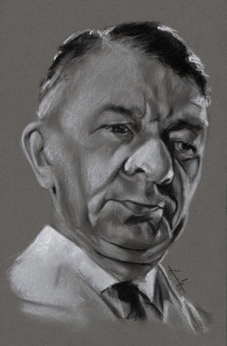 Robert Dalban par flohic